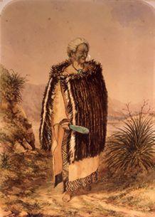He Ao Hurihuri He Rangatira Nō Ngāti Toa Rangatira